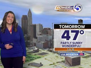 Forecast: Quiet, clear and cold tonight