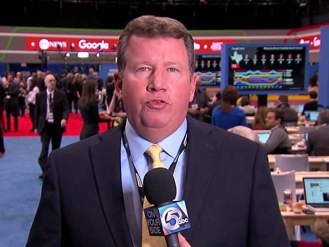 John Kasich took a break from debate preps to rally his volunteers in…