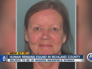 Human remains found in Richland County