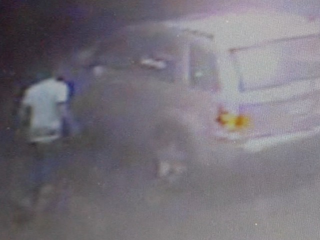 Car taken from gas station with 3 year old inside