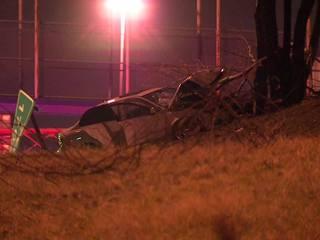 Fatal crash on I-90 ramp at East 72nd Street
