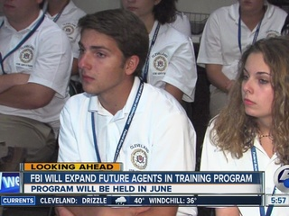 CLE FBI Future Agents in Training program grows