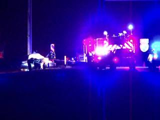 1 dead in crash on I-90 in Willoughby Hills