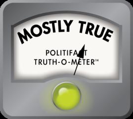 PolitiFact: OH Sen. Brown blasts Trump tax cuts