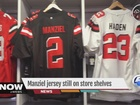Browns fans want to exchange Manziel jerseys