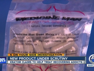Recovering addicts warn of kratom
