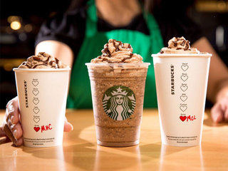 Starbucks' 3 new Valentine's Day drinks