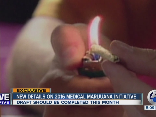 Medical marijuana 2016 ballot initiative should be drafted by the end of…