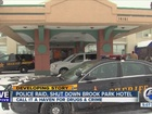 Brook Park hotel shut down for trafficking