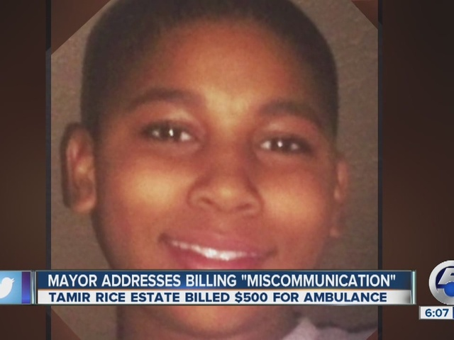 Cleveland apologizes for Tamir Rice bill