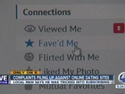 Local users victims of online dating site