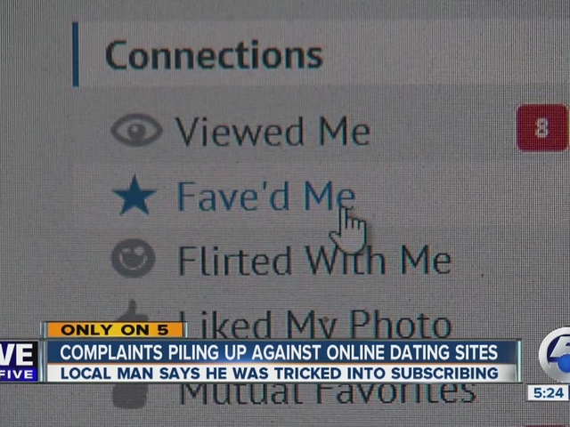 Local subscribers victims of online dating site scams