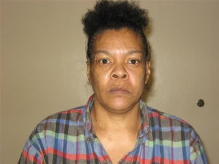 Woman, 60, arrested for 61st time