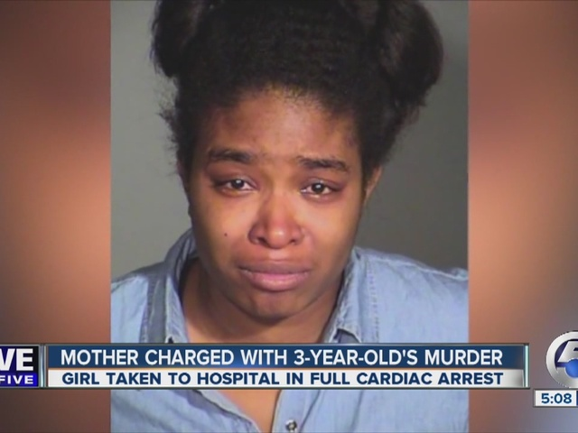 3-year-old's death in Cleveland ruled a homicide, mother arrested