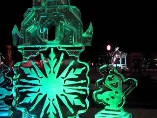 List of events: 2016 Medina Ice Festival