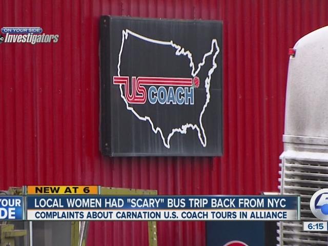 Tour Bus Investigation