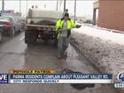 Parma potholes: Your complaints, action taken