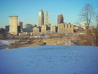 Cleveland puts on a smile for GOP convention