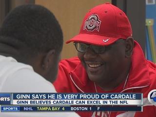 Ted Ginn Sr. on Cardale Jones: 'He got a chance'
