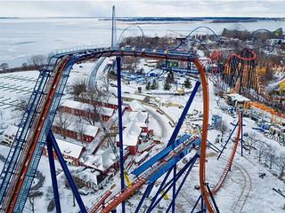 PHOTOS & VIDEO: Valravn coaster at Cedar Point