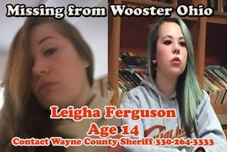 Police looking for missing juvenile from Wooster