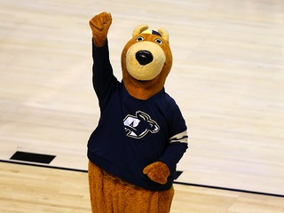 One of two Akron Zippy mascots have been found