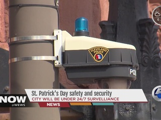 CLE discusses St. Patrick's Day safety, security