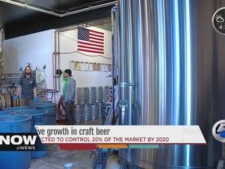 Craft beer keeps on growing in Ohio