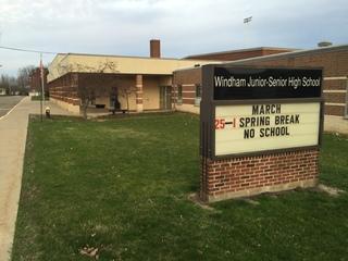Shigellosis closes Windham Schools starting 3/23