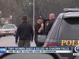 Friends say suspect is Chagrin Falls victim's BF
