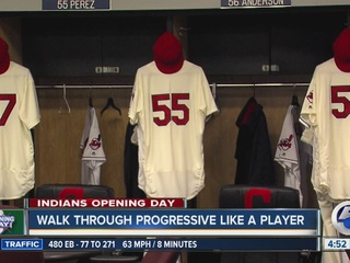Cleveland Indians: The player's point of view