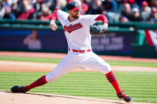 Indians lose home opener to Red Sox 6-2