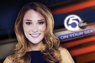 Reporter Megan Hickey