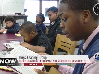 Guys Literacy Group helps kids read in Lorain