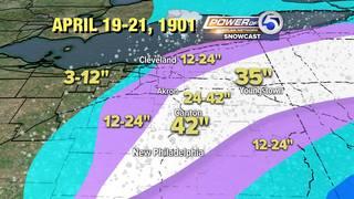 An epic April snow storm you've never heard of