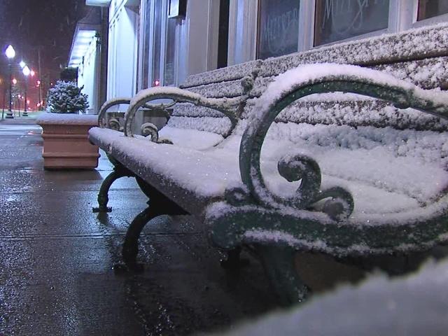 Bibb: April warmth slow start, winter hangs on
