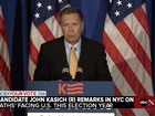 Kasich outlines 'two paths' facing America