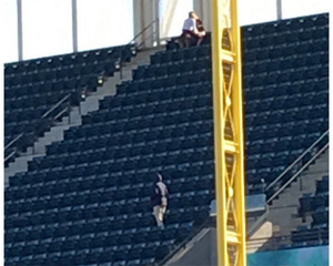 VIRAL: Pic of Tribe fans 'having sex' in stands