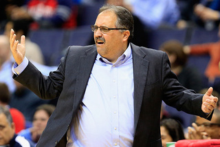Pistons coach fined for comments about LeBron