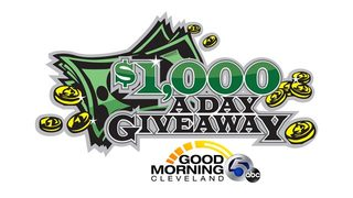 Good Morning Cleveland's $1000-A-Day Giveaway
