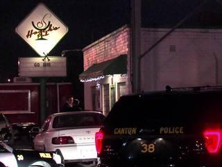 Arrest made in Canton bar homicide