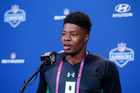 2016 NFL DRAFT | Browns choose Corey Coleman