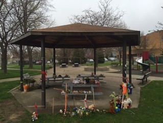 Gazebo where Tamir Rice was shot will come down