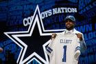 Cowboys draft Ezekiel Elliott in no. 4 pick