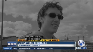 Student Athlete of the Week: Jonathan Michaels