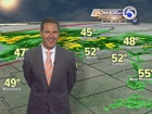 FORECAST: Cloudy and cool Monday