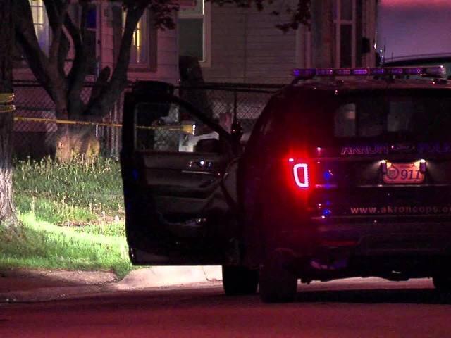Akron double homicide