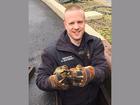 Mentor firefighter rescues 8 mallard ducklings