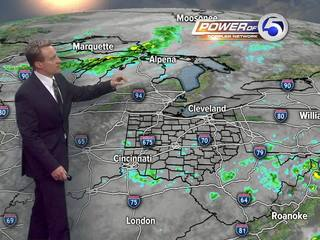 FORECAST: Tracking rain for Wednesday afternoon