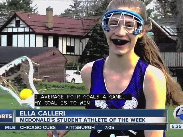 Student Athlete of the Week: Ella Calleri